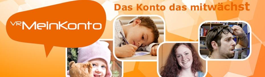 VR-MeinKonto - Girokonto junge Leute